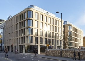 Turnmill wins RIBA National award 2016