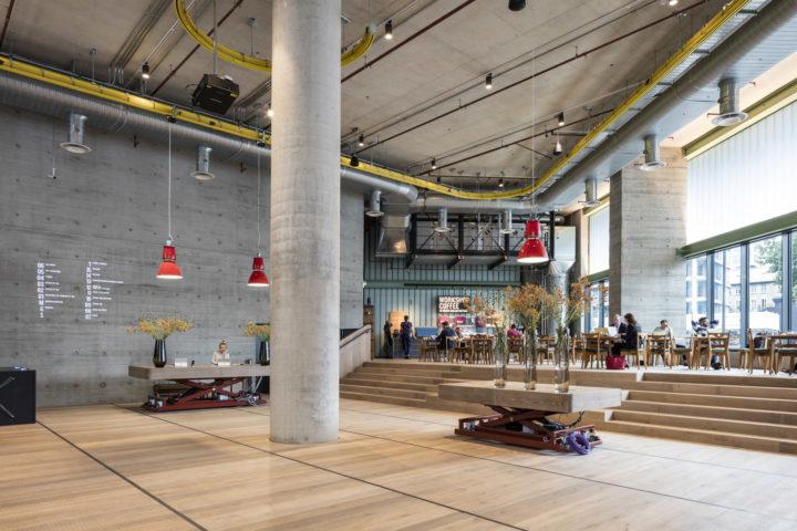 White Collar Factory wins the EG Creative Spaces award