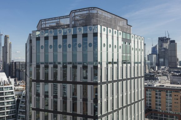 White Collar Factory BCO 2018 awards double winner!