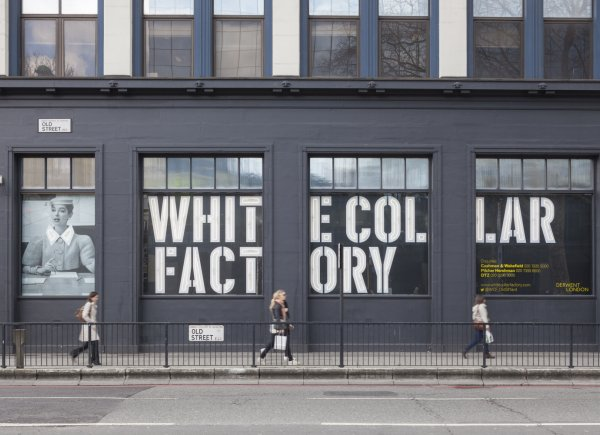 White Collar Factory - Old Street