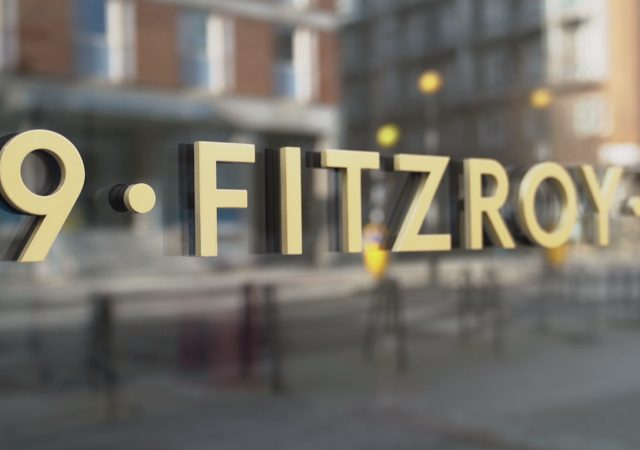19 Fitzroy Street - New Identity