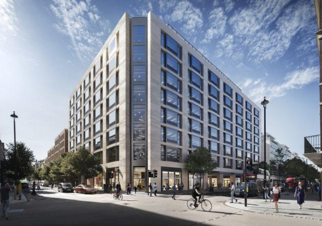 19-35 Baker Street (proposed)