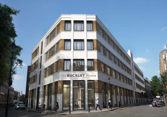 The Buckley Building - Team Interview